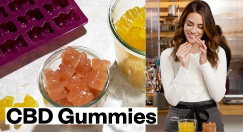 Video: 2 Recipes for Citrusy Hemp Extract Gummies