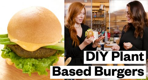 Plant-Based Perfection: How to Make a Vegan Burger