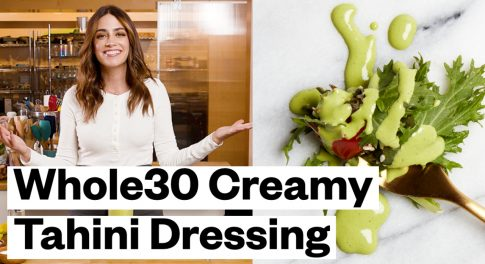Make It: Creamy and Herbaceous Paleo & Whole30® Homemade Salad Dressing