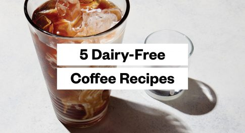 5 Dairy-Free Coffee Recipes to Try at Home