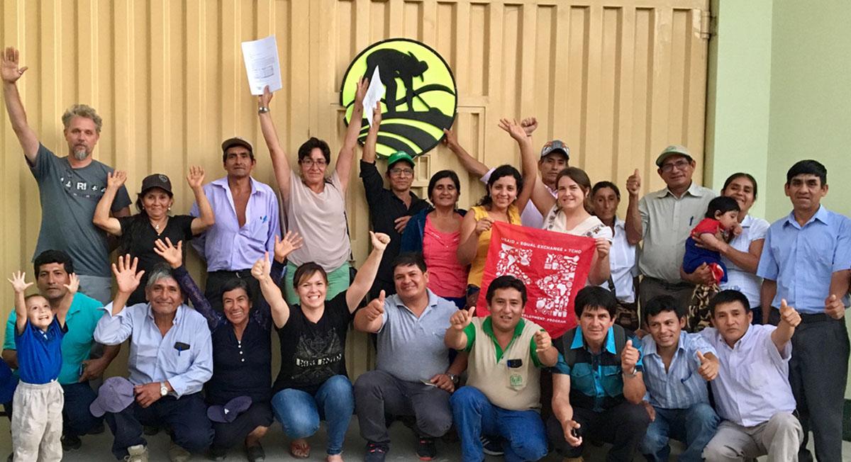 equal exchange fair trade coffee farmer partners
