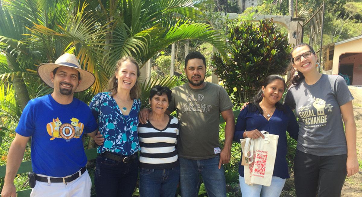equal exchange fair trade coffee farmers