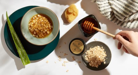 5-Minute DIY Manuka Honey Face Masks