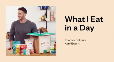 Thomas DeLauer's Go-To Meals for Breakfast, Lunch, & Dinner
