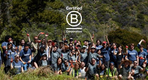 It's Official! We're a B Corp