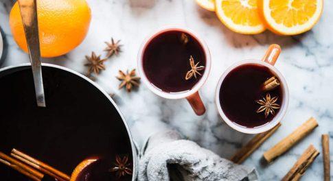 5-Ingredient Mulled Wine Recipe