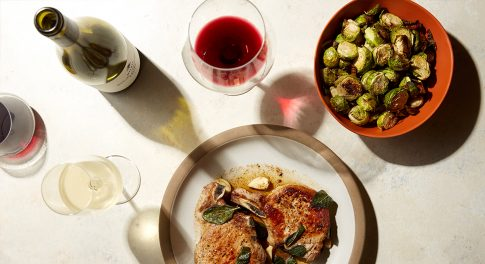 How to Pair Your Clean Wine & Holiday Dishes