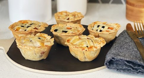 Got Thanksgiving Leftovers? Make These Kid-Friendly Muffin Cups