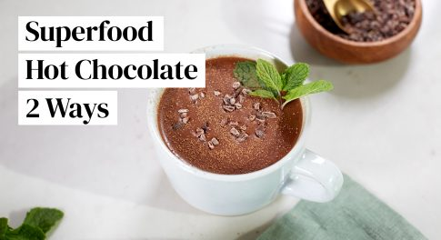 Video: 2 Superfood Hot Chocolate Recipes
