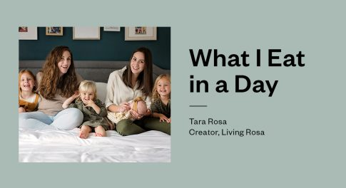 How Tara Rosa Gets Her Four Kids to Eat Their Vegetables