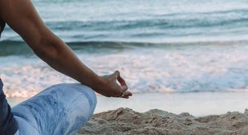 Find Calm in One Minute with This Breathing Exercise for Anxiety