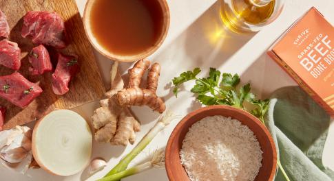 Two Tasty Recipes Using Thrive Market's New Bone Broths