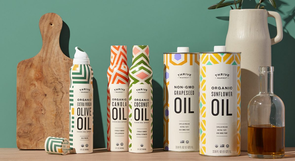 Blog_Guide to Cooking Oils_Thrive Market Cooking Oils Line