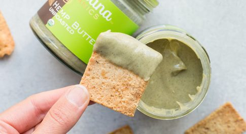 Get Out of Your Nut Butter Rut with 3 Hemp Butter Recipes from Artisana Organics