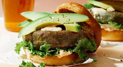 How to Make a Vegan Burger