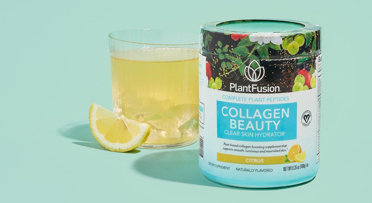 PlantFusion Collagen Beauty Vegan Collagen Supplement