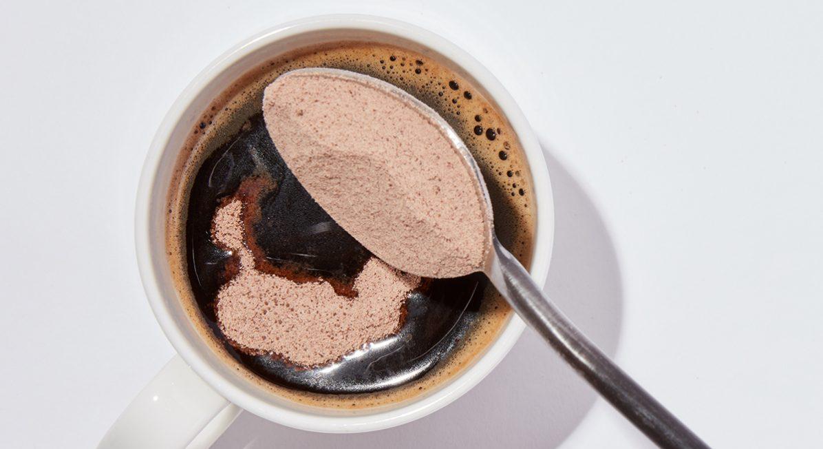 PlantFusion Chocolate Collagen Supplement