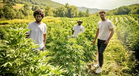 To Foy's Moose and Yon Haile, CBD's Benefits Extend Beyond the Body