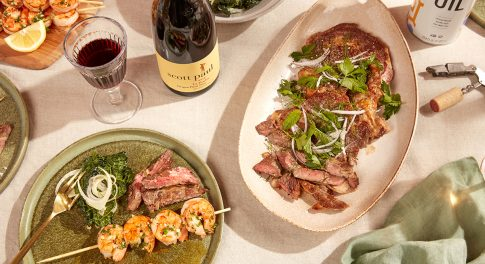 Clean Wine Pairings for All Your Favorite Summer Dishes