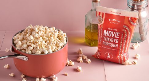 Your Movie Night Snack Can Help Reduce Food Waste in America
