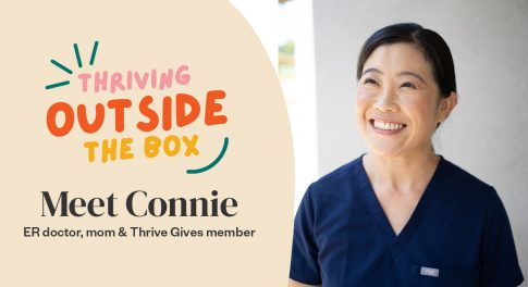 Thriving Outside the Box with Connie, an ER Doctor and Mom