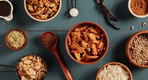 Harvest Apple Pie Grain-Free Granola Recipe